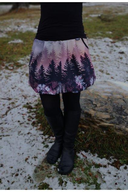 sukne papilio clothing temny soumrak