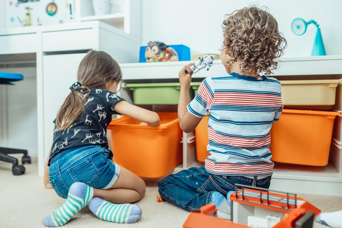 Jak zařídit dětský pokoj tak, aby měly děti prostor na hraní i rozvoj?