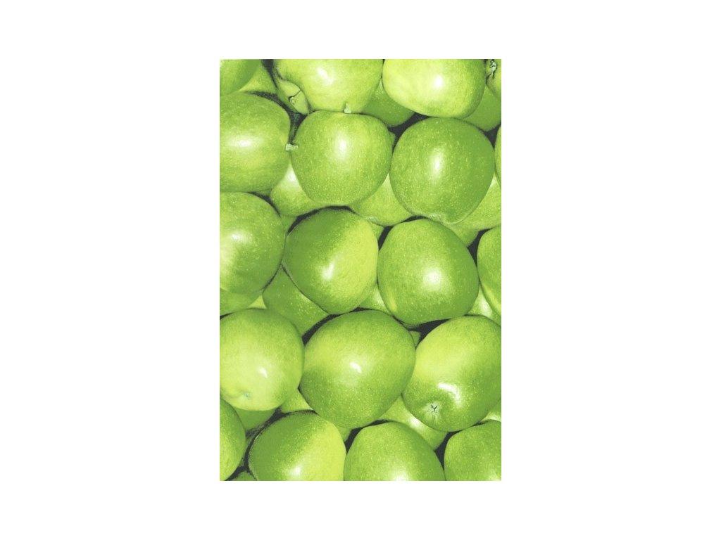 Papír na decoupage Zelená jablka