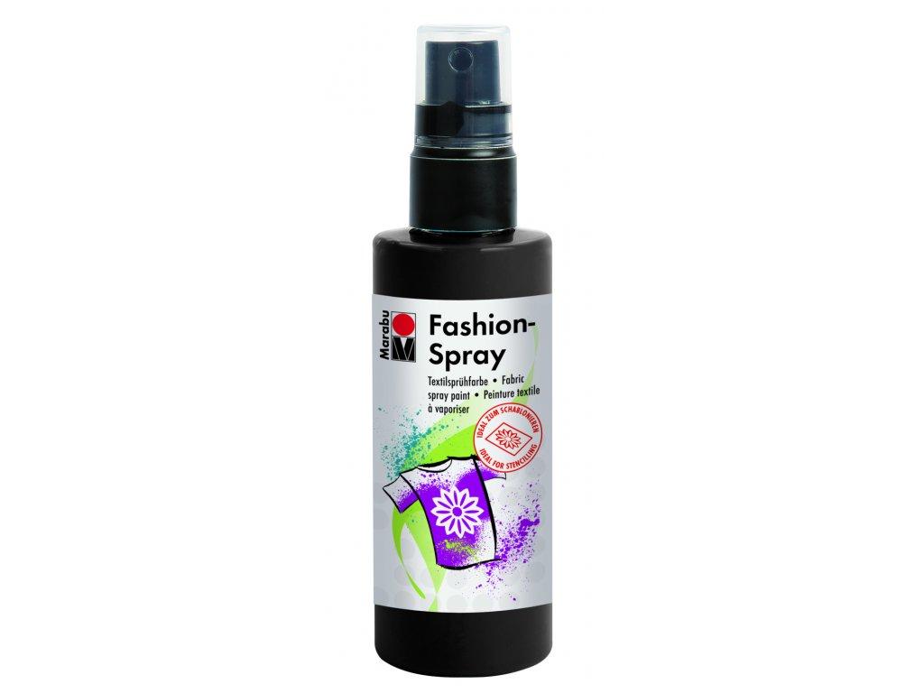 Fashion Spray - černá