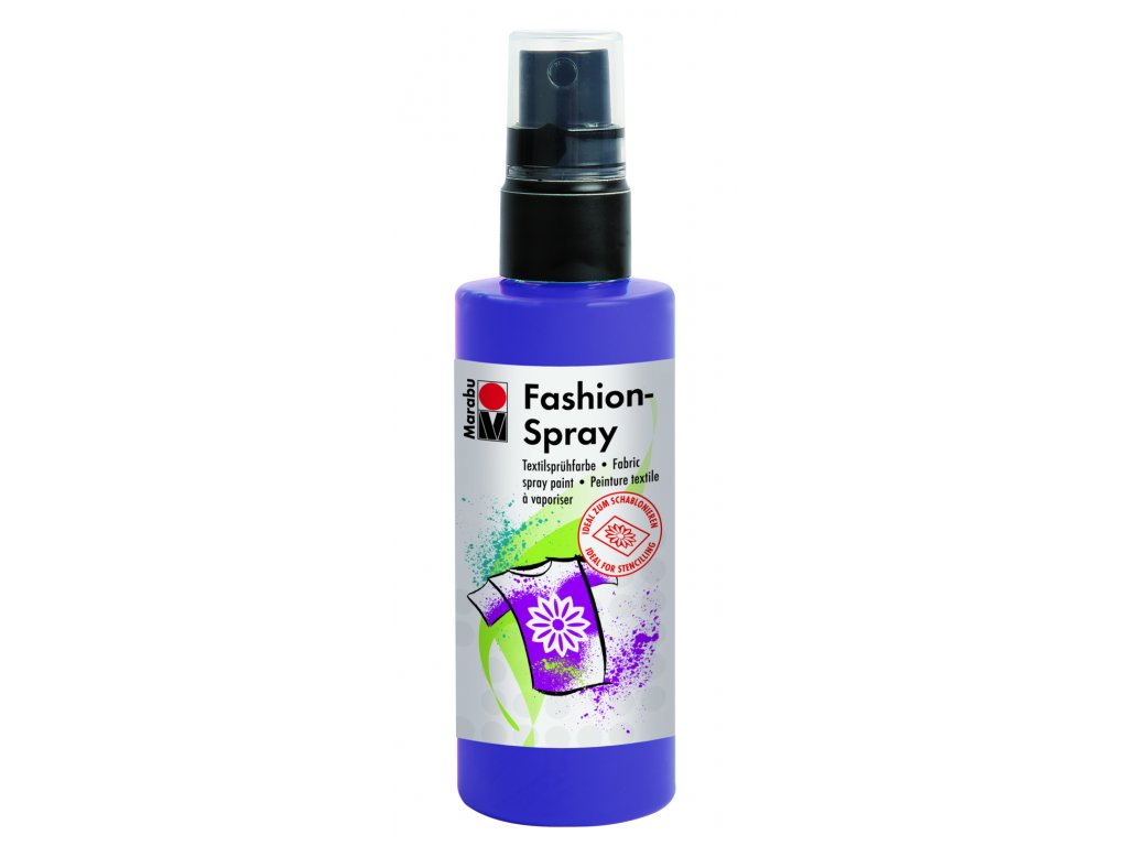 Fashion Spray - švestková