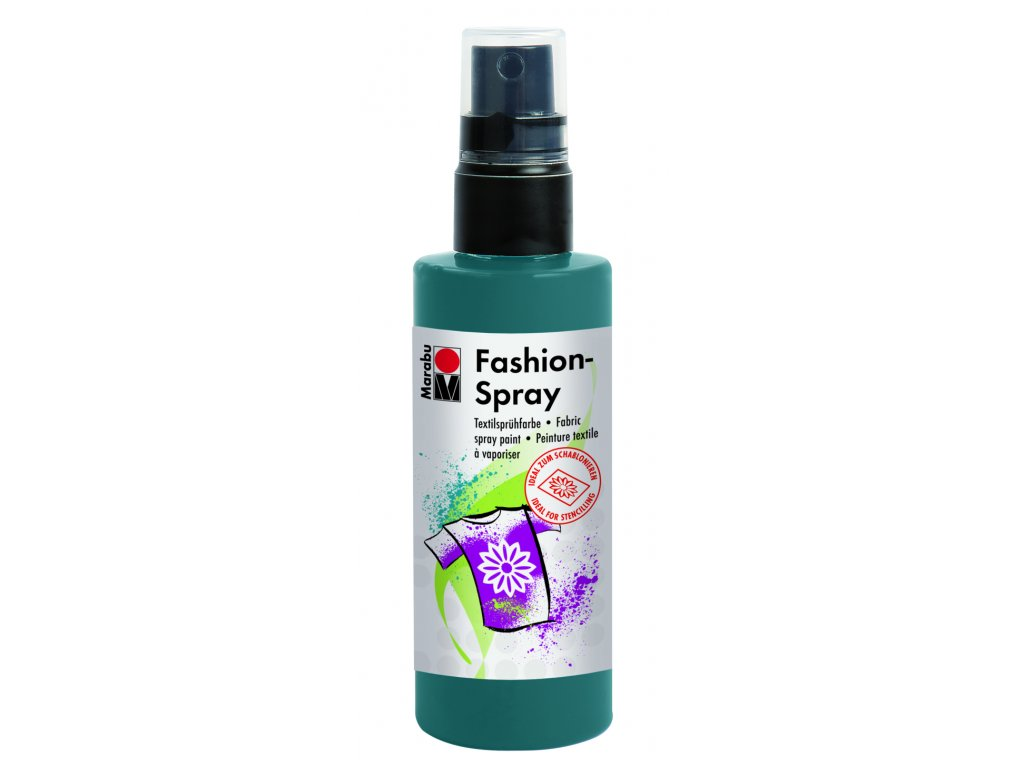 Fashion Spray - petrol