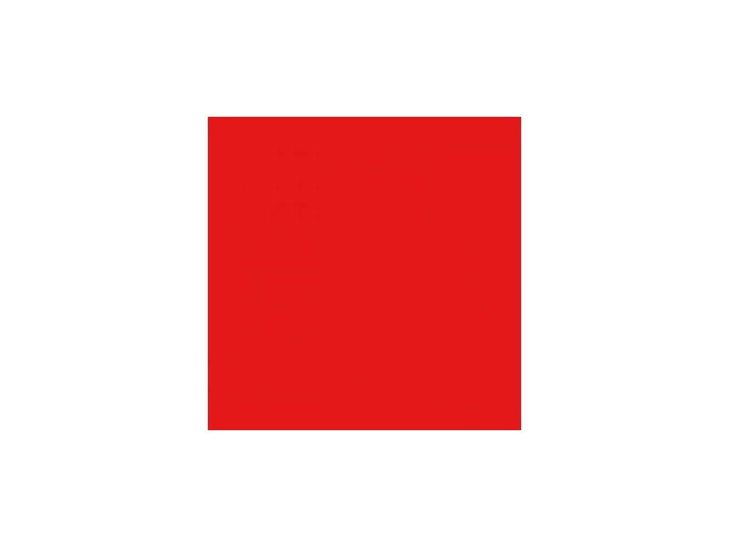 Filc 1,5 mm Červený