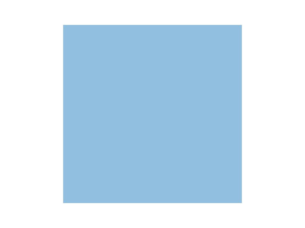 Barevný papír modrý oceán