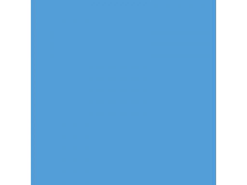 Barevný papír modrý nebeský