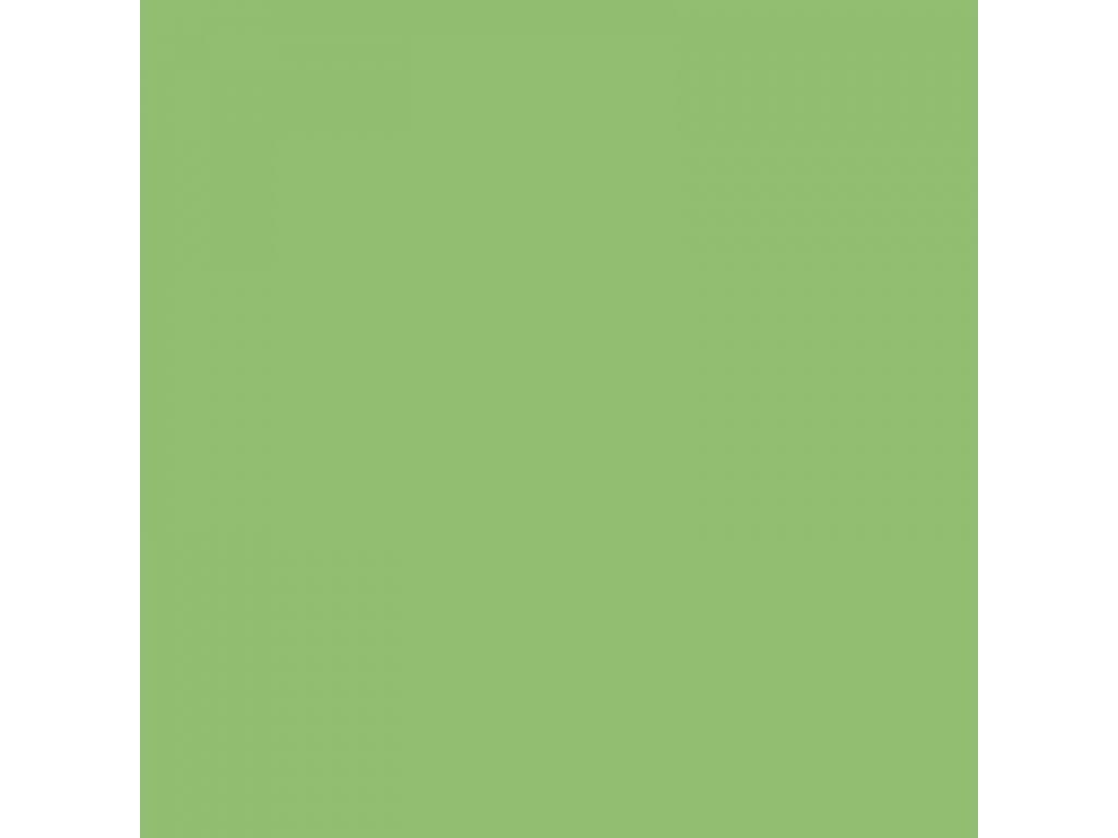 Barevný papír zelený trávový