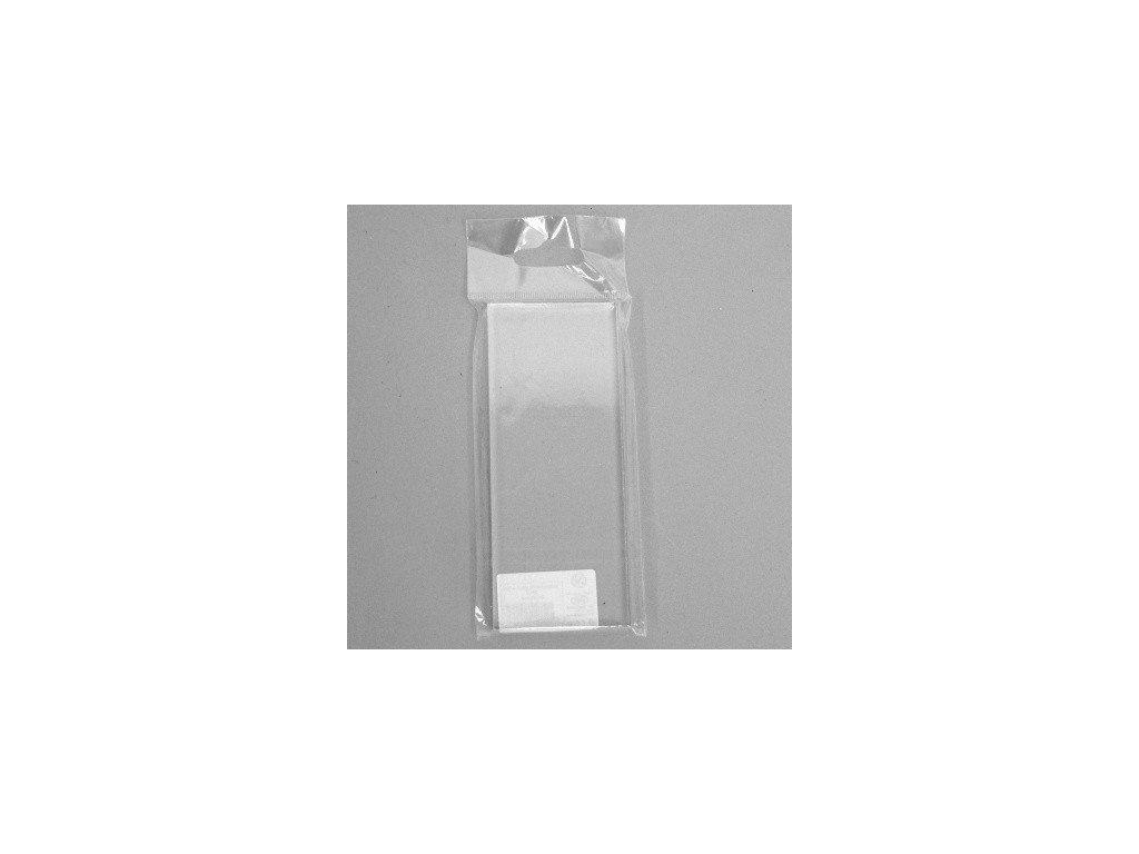 Akrylový blok 5,5x13,5cm