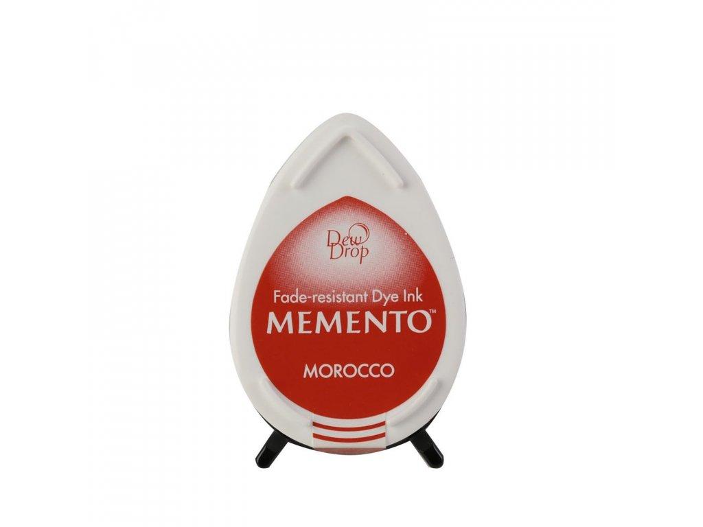 Razítkovací polštářek Memento červený