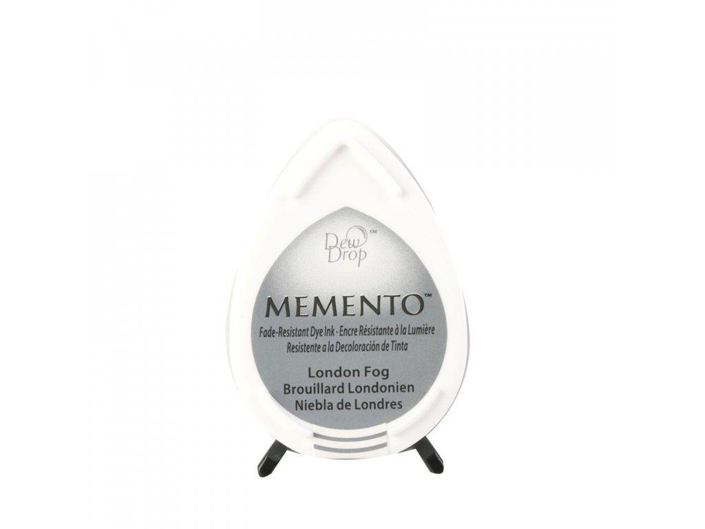 Razítkovací polštářek Memento světle šedý
