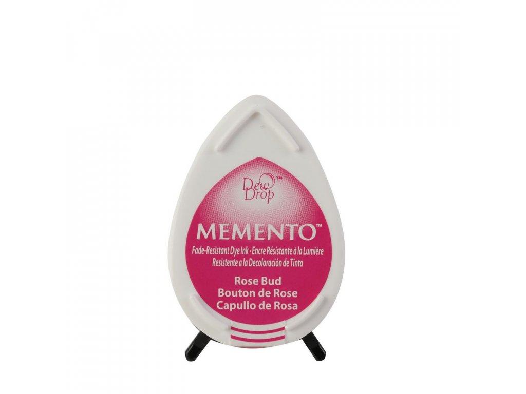 Razítkovací polštářek Memento výrazně růžový