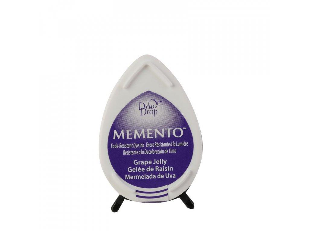 Razítkovací polštářek Memento fialový