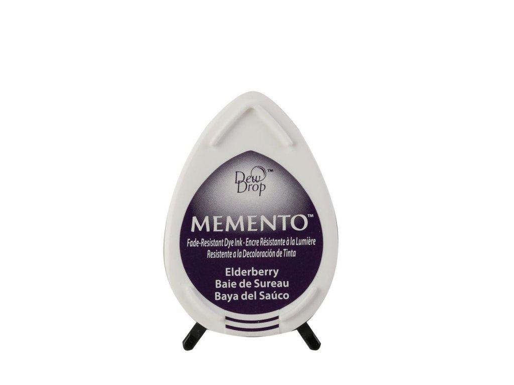 Razítkovací polštářek Memento tmavě fialový