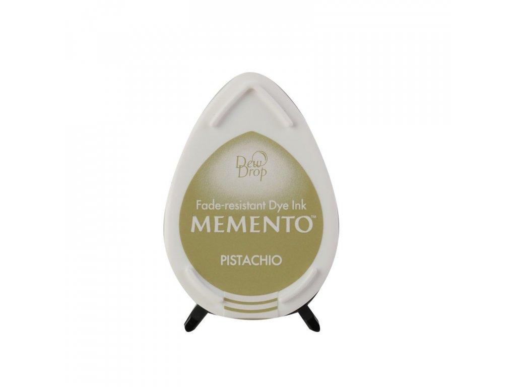 Razítkovací polštářek Memento pistáciově zelený