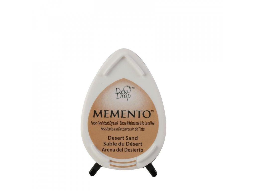 Razítkovací polštářek Memento pískově hnědý