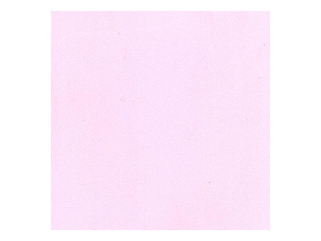 Pěnovka Foamiran Světle růžová 30x35cm