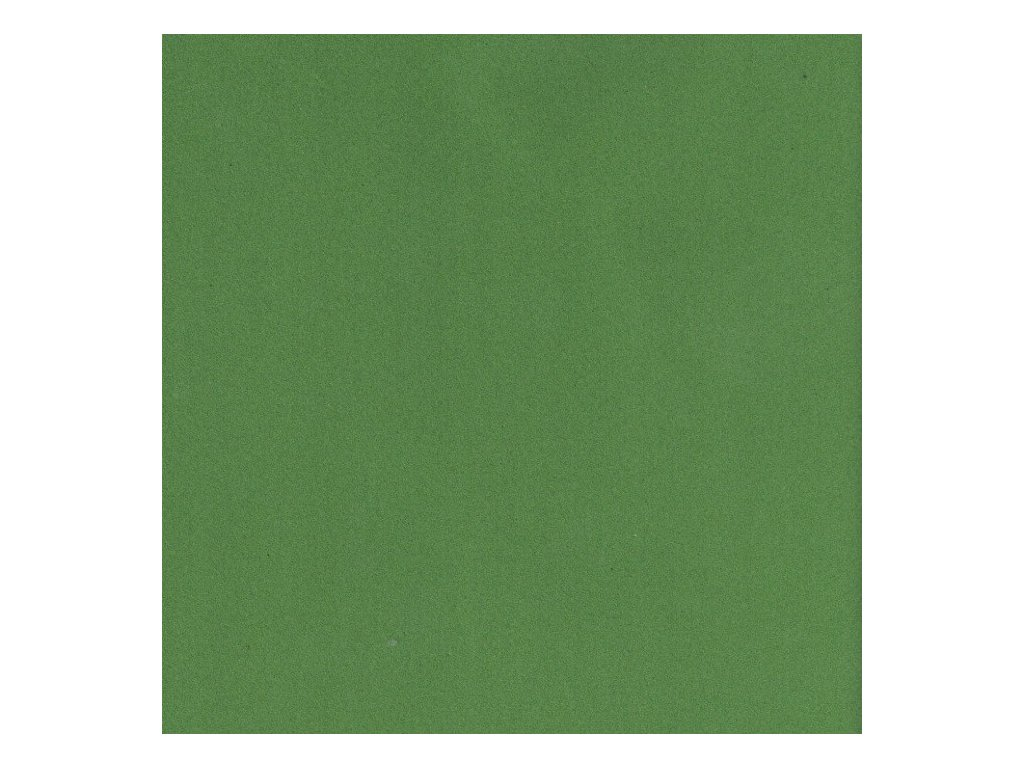 Pěnovka Foamiran Zelená 30x35cm