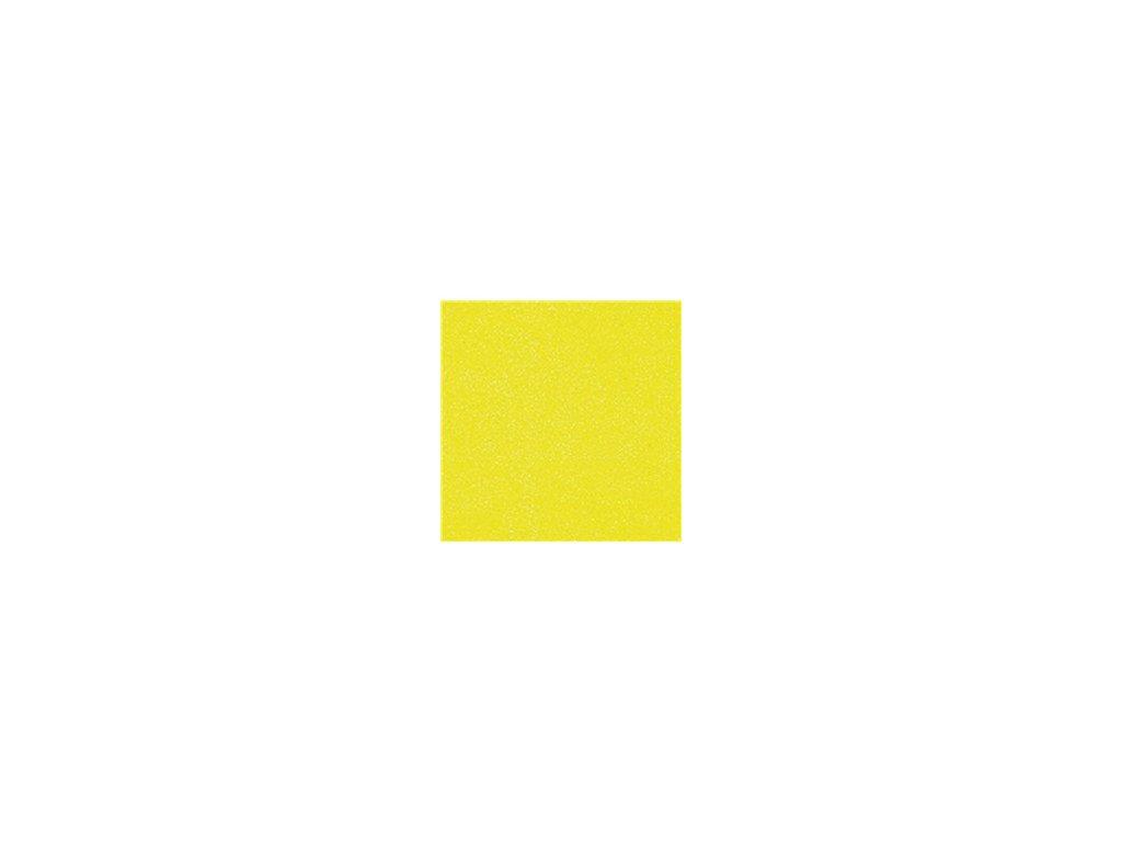 Pěnovka Moosgummi žlutá