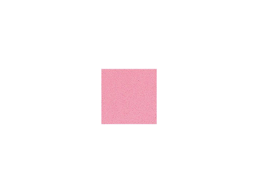 Pěnovka Moosgummi světle růžová