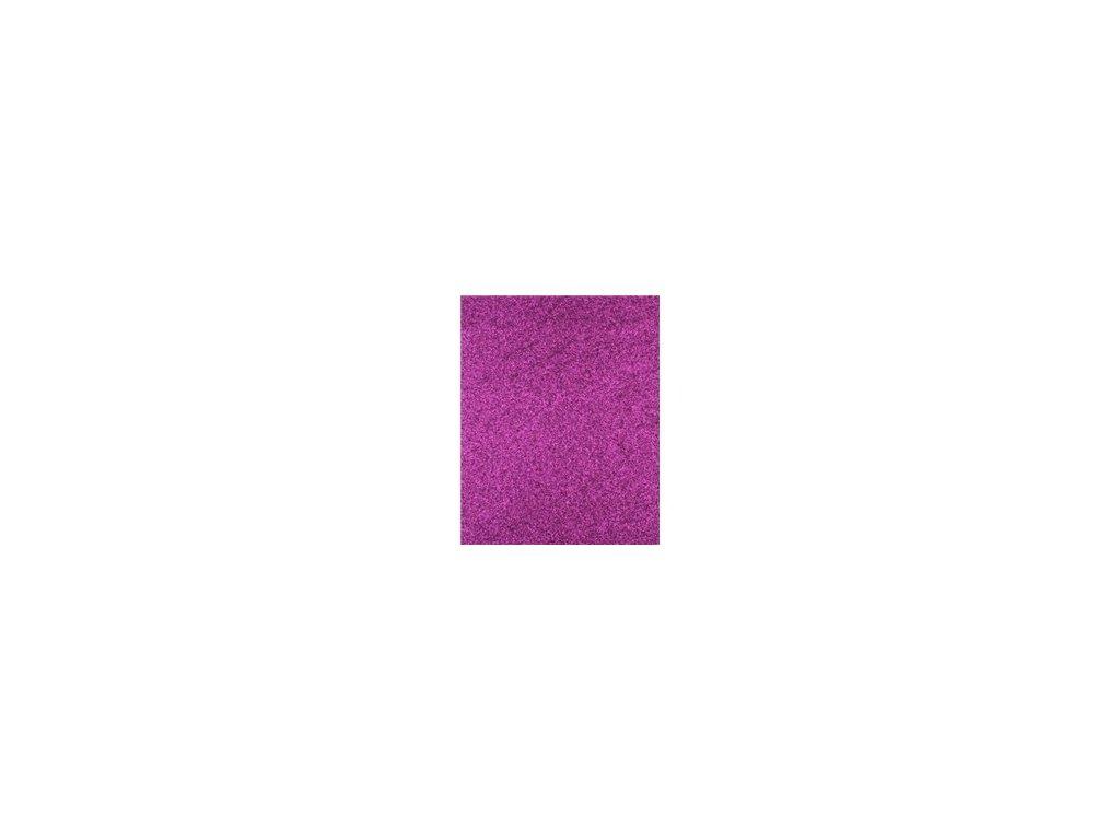 Pěnovka třpytivá lila