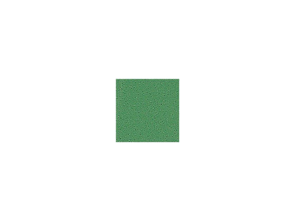 Pěnovka Moosgummi zelená