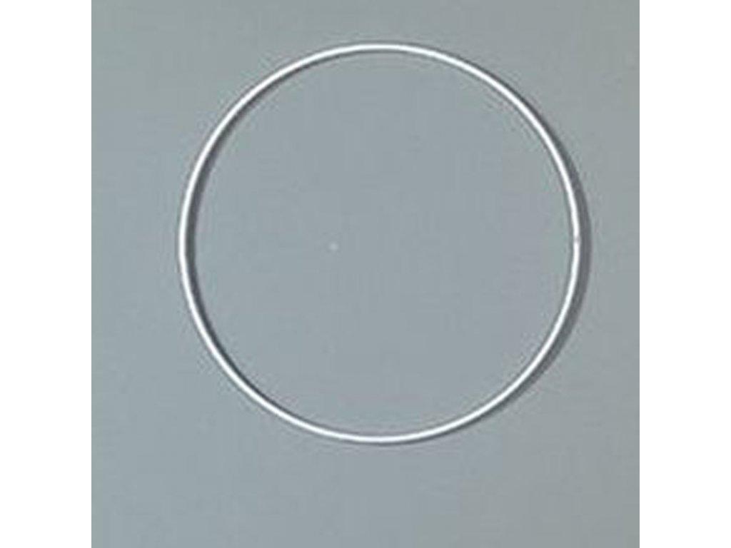 Kruh kovový průměr 25 cm