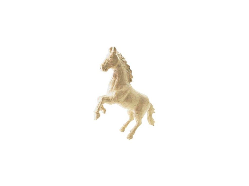 Kartonový předmět Kůň velký