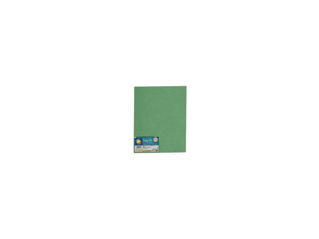 Filc 140g/m2 Světle zelený