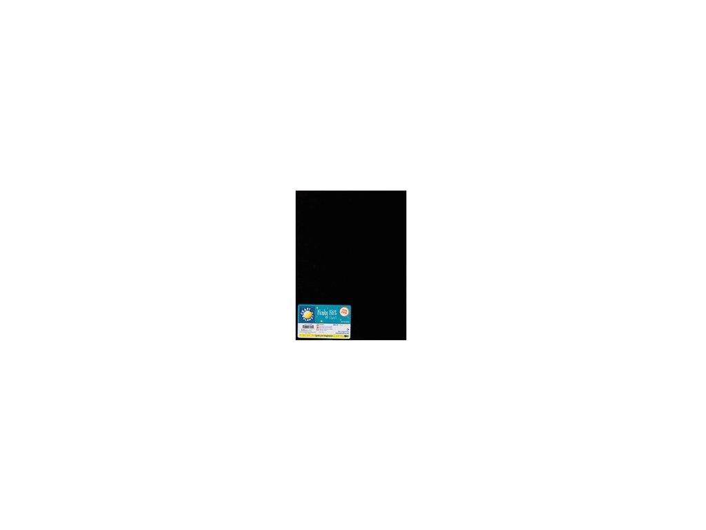 Filc 140g/m2 Černý