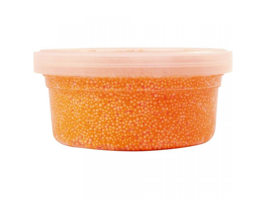 Foam Clay kreativní hmota neon oranžová