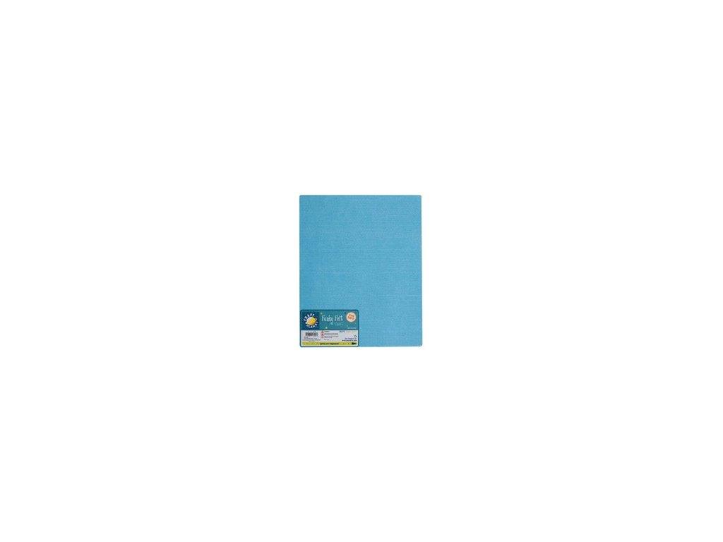 Filc 140g/m2 Dětsky modrý