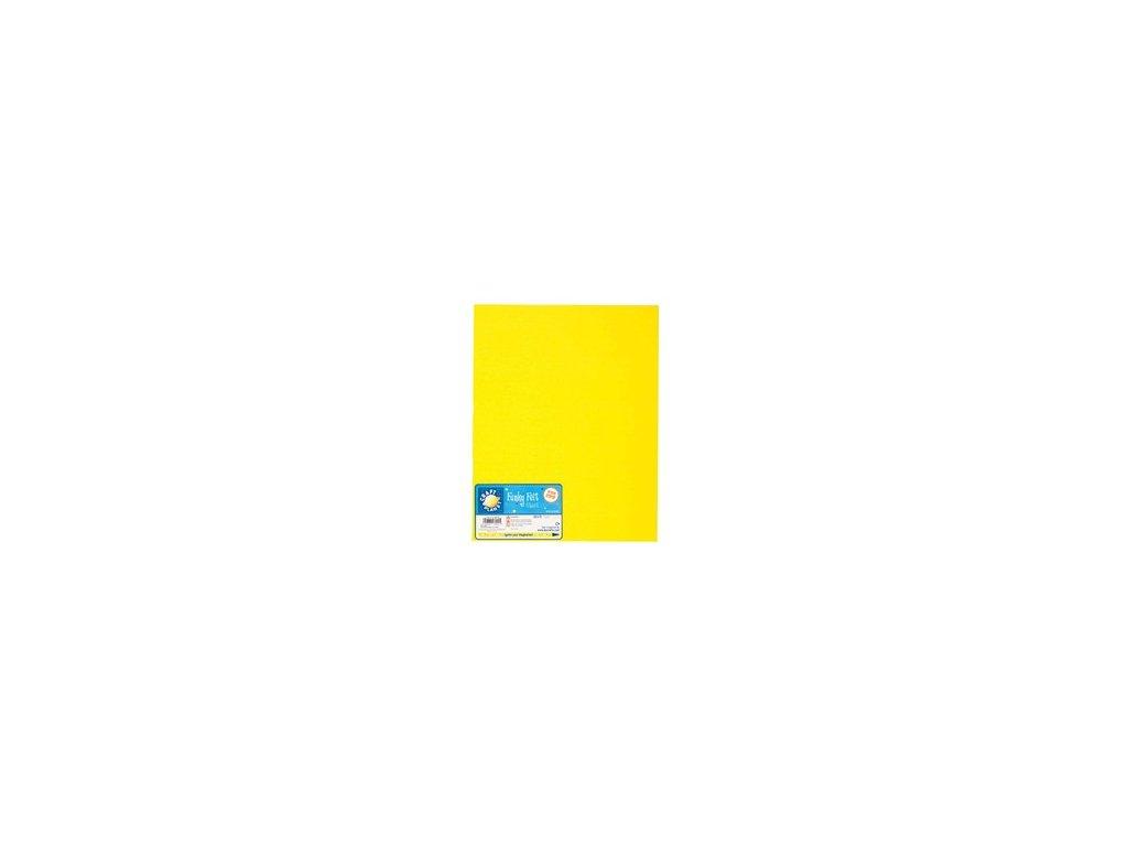 Filc 140g/m2 Žlutý