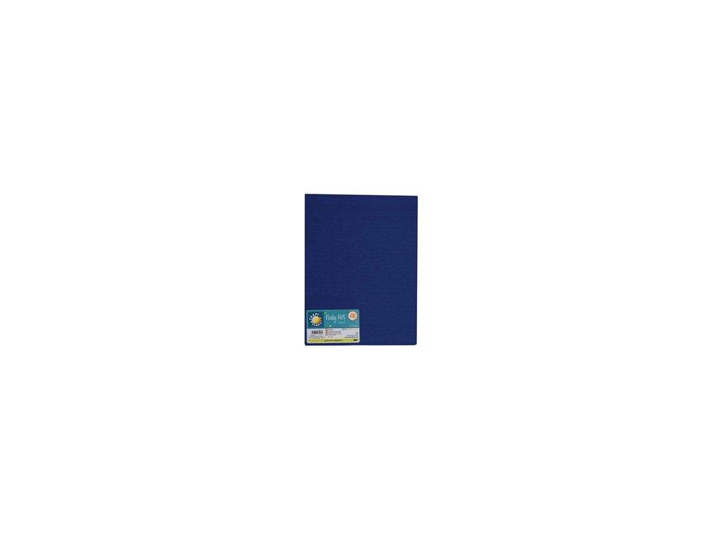 Filc 140g/m2 Modrý