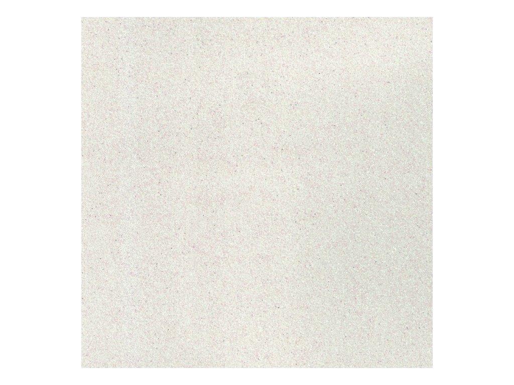 Pěnovka třpytivá bílá