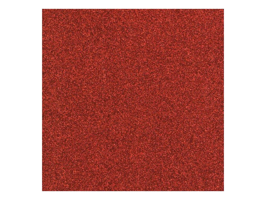 Pěnovka třpytivá červená