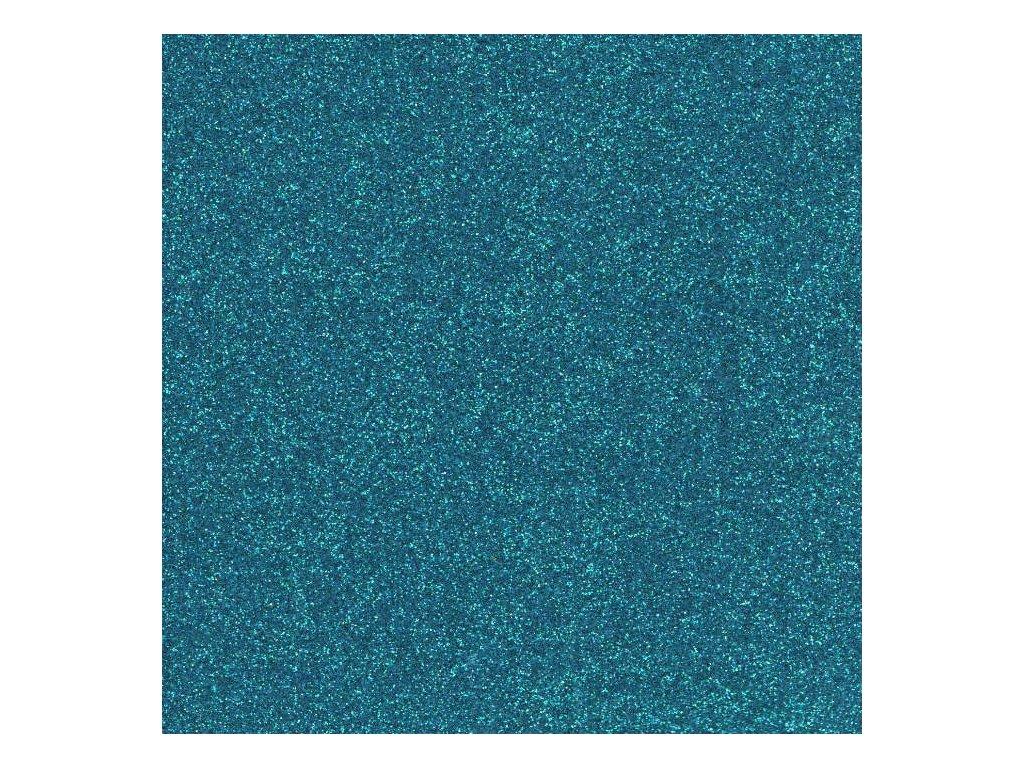 Pěnovka třpytivá světle modrá