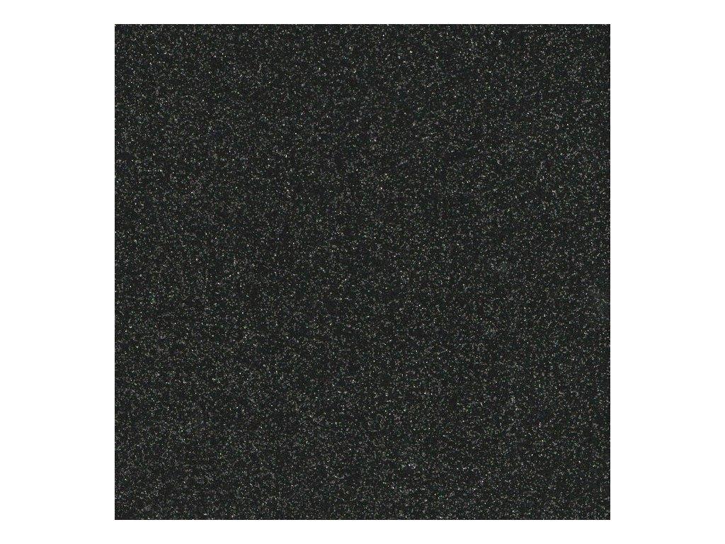 Pěnovka třpytivá černá