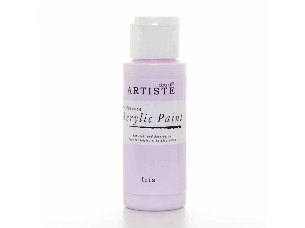 Akrylová barva ARTISTE - lila