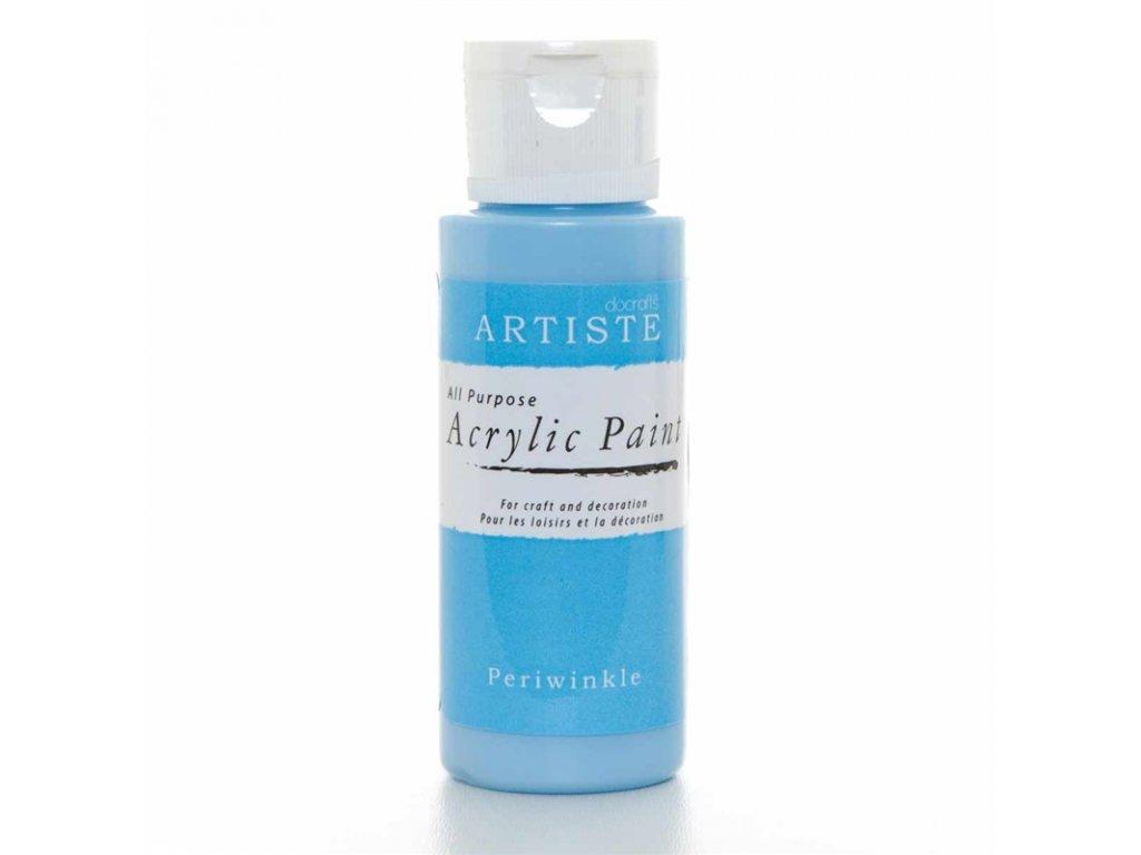 Akrylová barva ARTISTE - nebesky modrá