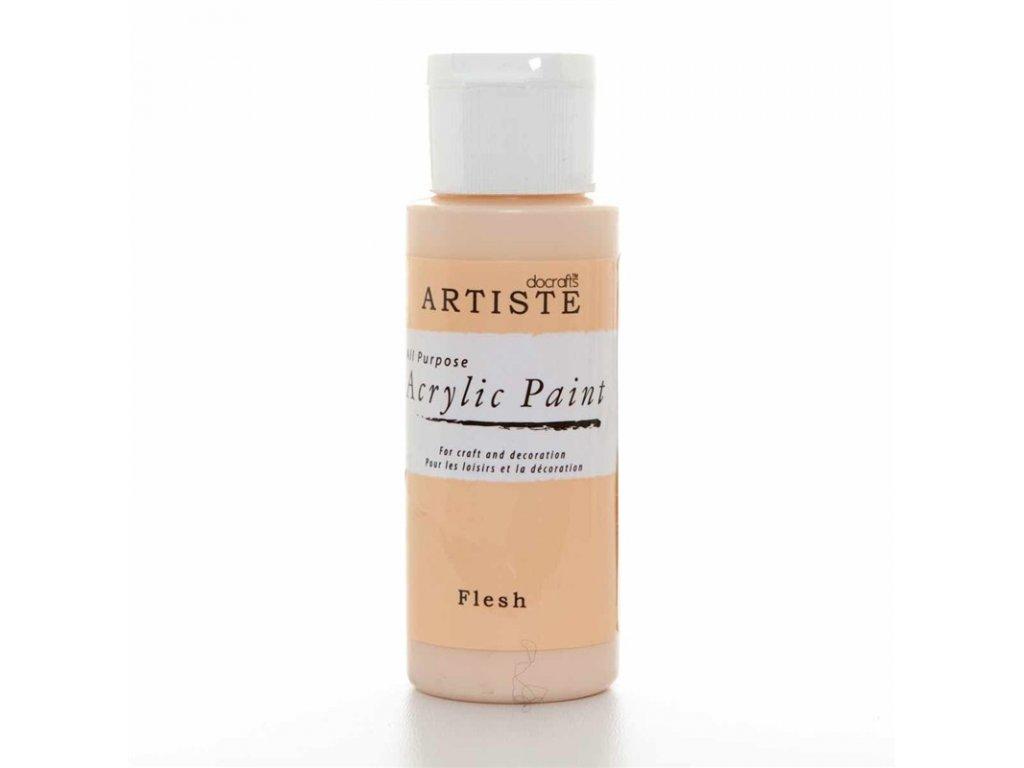 Akrylová barva ARTISTE - tělová