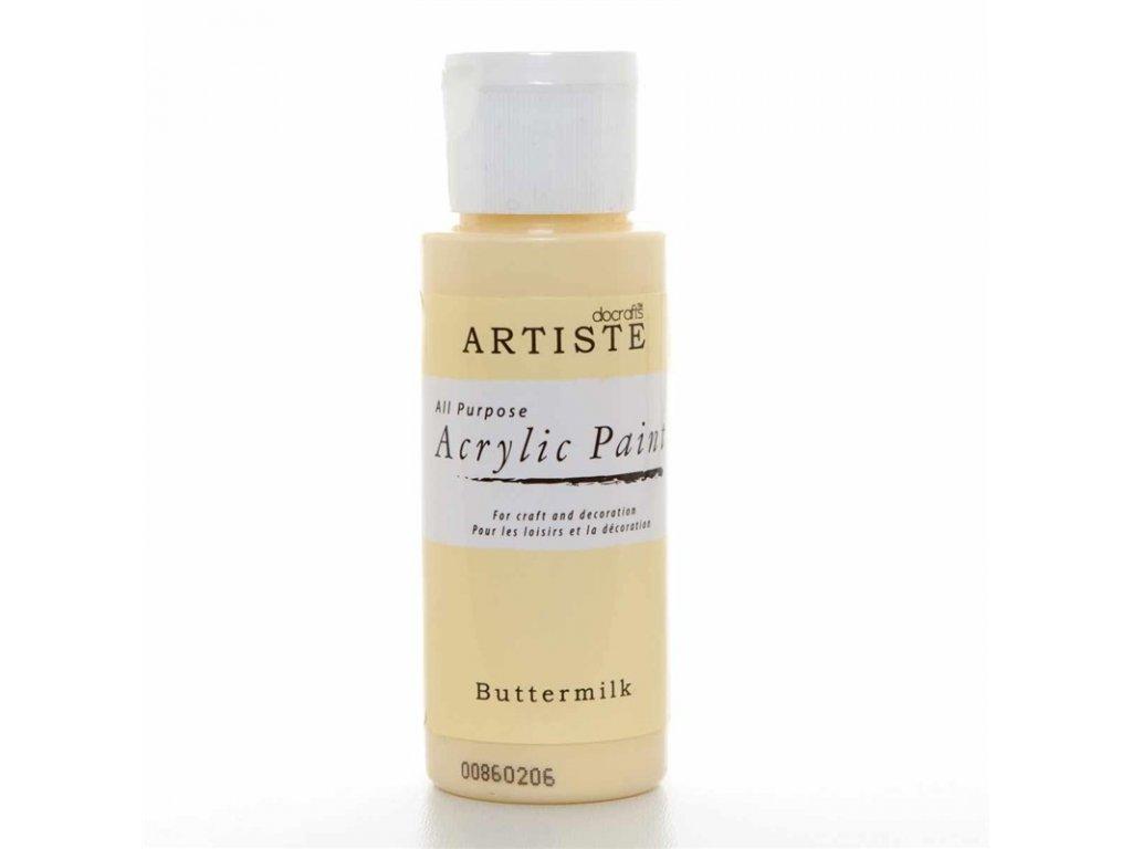 Akrylová barva ARTISTE - světle béžová