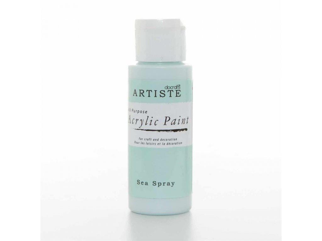 Akrylová barva ARTISTE - vodní zelená