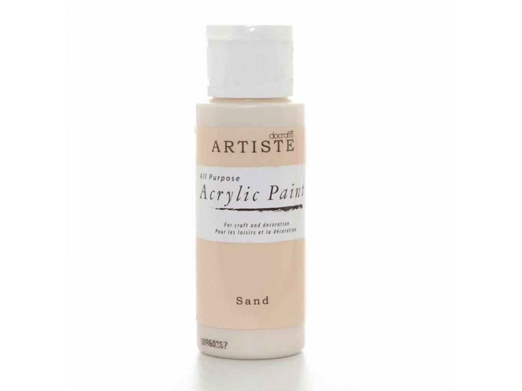 Akrylová barva ARTISTE - písková