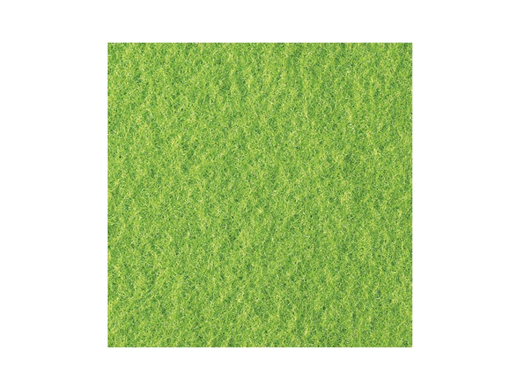 Filc 2mm, 20x30cm světle zelený