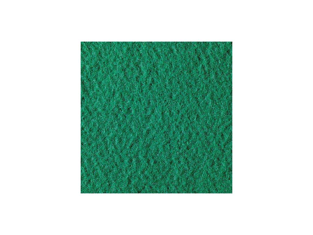 Filc 2mm, 20x30cm zelený