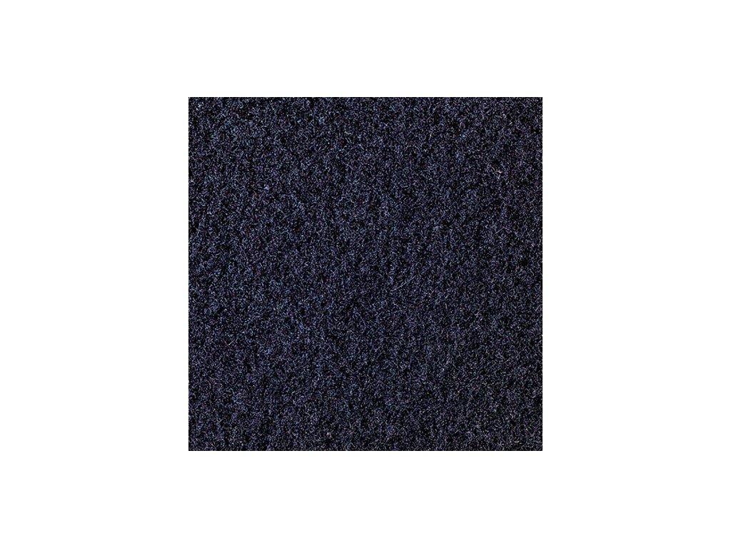 Filc 2mm, 20x30cm černý