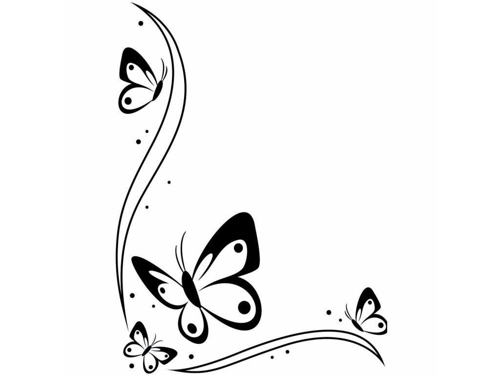 Embosovací kapsa Motýlci