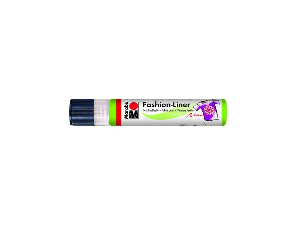 Fashion Liner - světle zelená