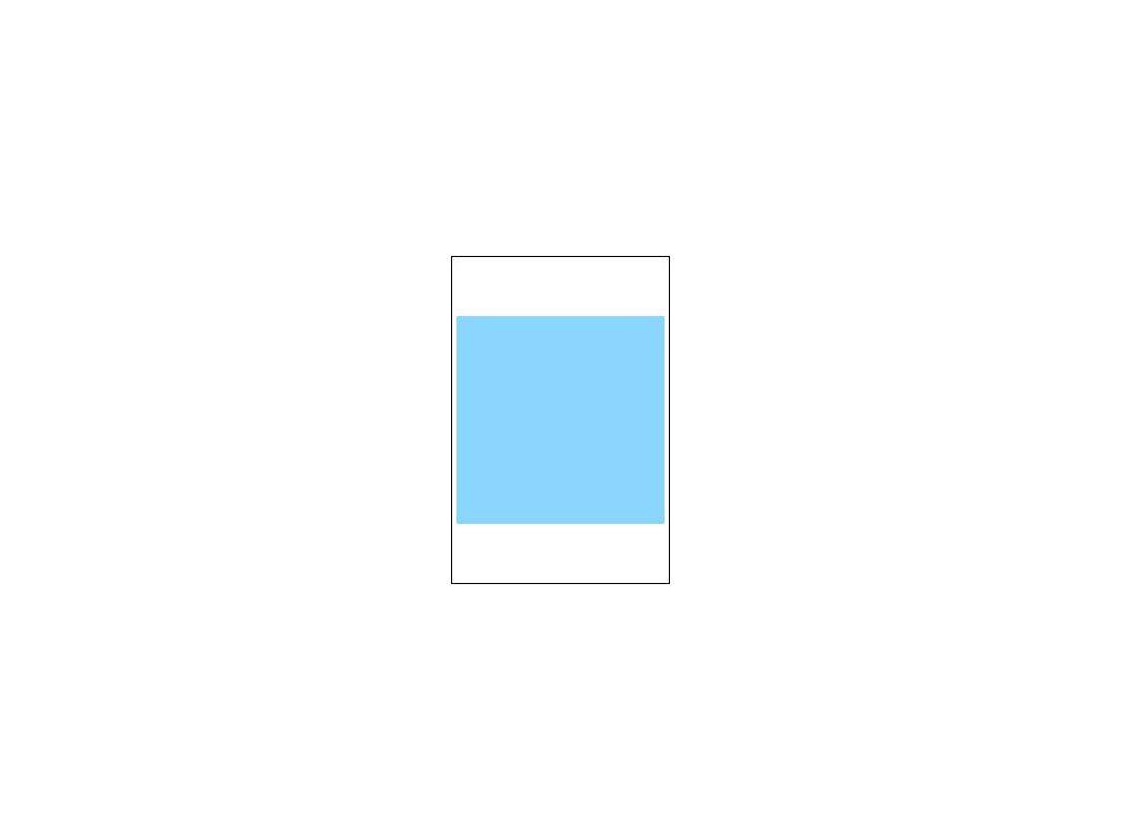 Modrý papír A4 230g/m2