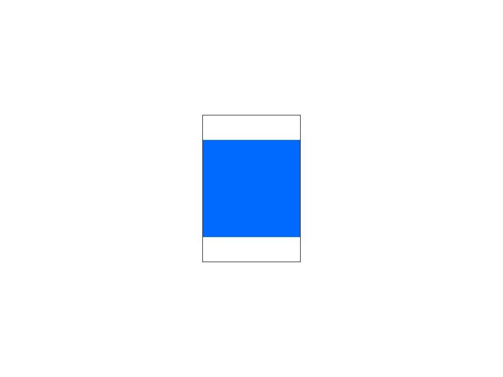 Sytě modrý papír A4 230g/m2