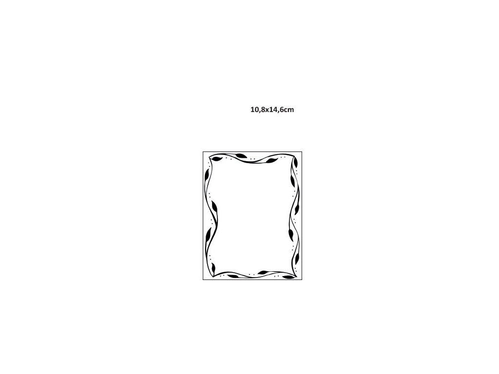 Embosovací kapsa Révový rámeček